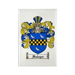 Sawyer Coat of Arms Rectangle Magnet (10 pack)