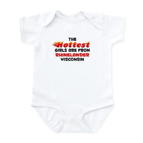 Hot Girls: Rhinelander, WI Infant Bodysuit