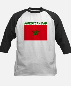 MOROCCAN DAD Kids Baseball Jersey
