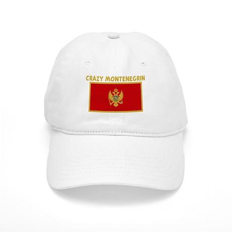 CRAZY MONTENEGRIN Cap