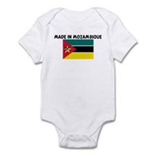 MADE IN MOZAMBIQUE Infant Bodysuit