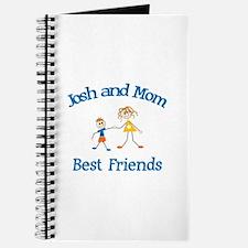 Josh & Mom - Best Friends Journal