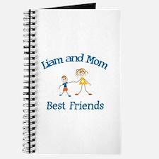 Liam & Mom - Best Friends Journal