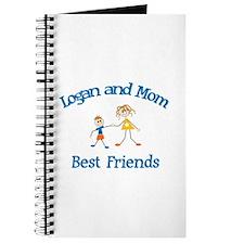 Logan & Mom - Best Friends Journal