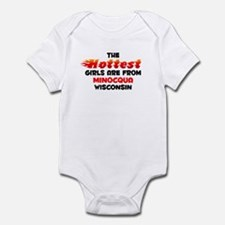 Hot Girls: Minocqua, WI Infant Bodysuit