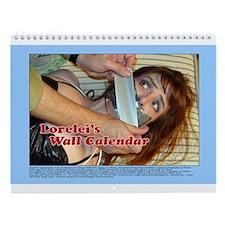 Lorelei's Calendar: 12 Months Of Wall Calendar