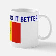 MOLDOVANS DO IT BETTER Mug