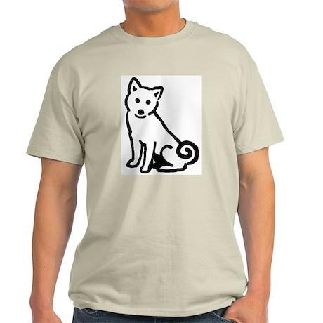 Shiba Sit Light T-Shirt