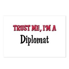 Trust Me I'm a Diplomat Postcards (Package of 8)