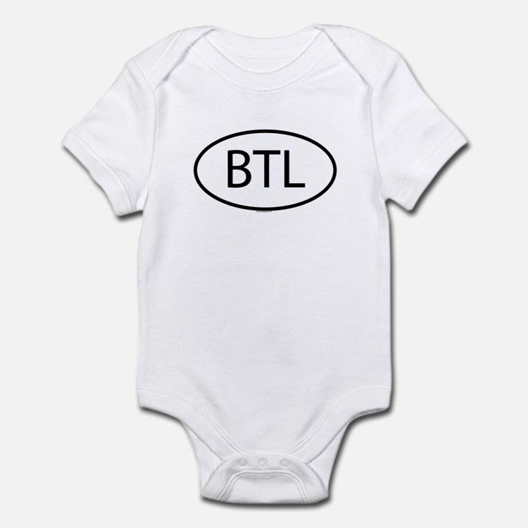 BTL Infant Bodysuit