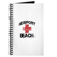 Newport Beach Lifeguard ~ Journal