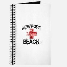 Newport Beach Lifeguard ~ Journal