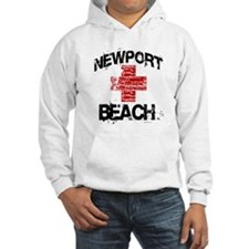 Newport Beach Lifeguard ~ Jumper Hoody