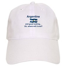 Good Looking Argentine Baseball Cap