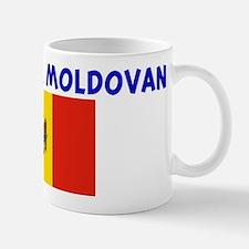 KISS ME I AM MOLDOVAN Mug