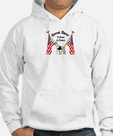 Great Dane To Serve & Protect Hoodie