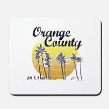 Orange County (OC) ~  Mousepad