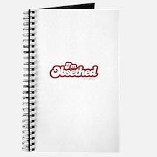 I'm obSETHed (pink) ~ Journal