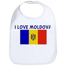 I LOVE MOLDOVA Bib