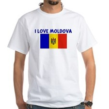 I LOVE MOLDOVA Shirt