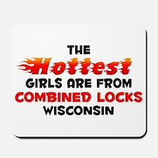 Hot Girls: Combined Loc, WI Mousepad