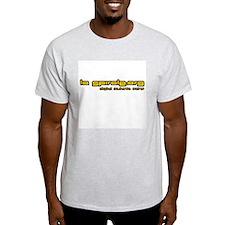 <b>LA SPIRALE LOGO</b><br>Grey T-Shirt