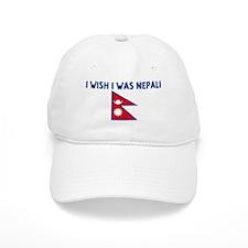 I WISH I WAS NEPALI Baseball Cap