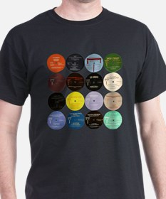 mathematics labels T-Shirt