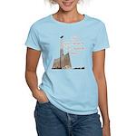 Old gardeners spade away Women's Light T-Shirt