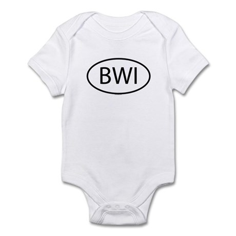 BWI Infant Bodysuit