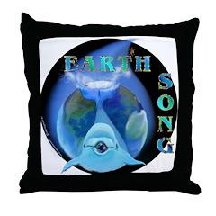 Earth Song Environmental Conservation Pillow