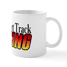 Short Track Racing Mug