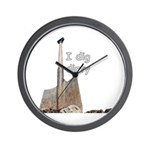 I dig dirty Wall Clock