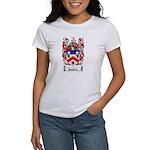 Saunders Coat of Arms Women's T-Shirt