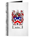 Saunders Coat of Arms Journal