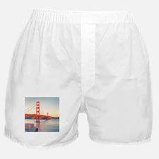 Golden Gate Bridge Boxer Shorts