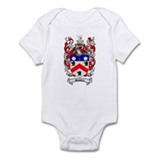 Sanders Coat of Arms Infant Bodysuit