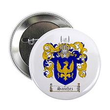 """Sanchez Coat of Arms 2.25"""" Button (100 pack)"""