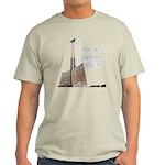Life is a garden dig it Light T-Shirt