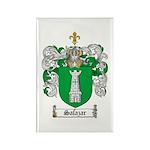 Salazar Coat of Arms Rectangle Magnet (10 pack)