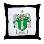 Salazar Coat of Arms Throw Pillow