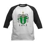 Salazar Coat of Arms Kids Baseball Jersey