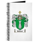 Salazar Coat of Arms Journal