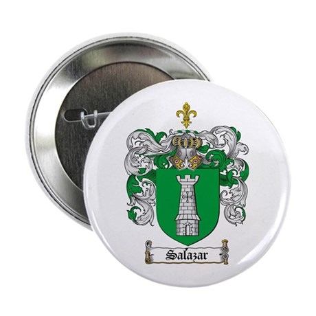 """Salazar Coat of Arms 2.25"""" Button (100 pack)"""