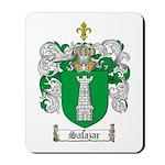 Salazar Coat of Arms Mousepad