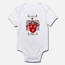 Ryan Coat of Arms Onesie