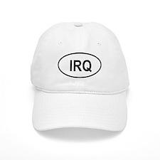 Iraq Oval Baseball Cap