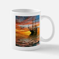 Pirate Ship Mug