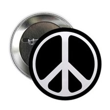Peace Button (10 pack)