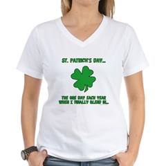 St. Patrick's Day - Blend In Shirt